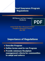 NFIP Regulations