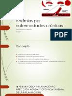 Anemia Por Enf Cronicas