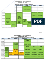 Horarios 17-18 PDF