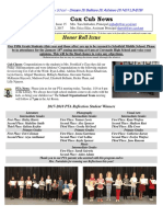 Cox News Volume 7 Issue 16