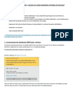 Tutorial - Formateo Tarjeta Micro SD Como Memoria Interna.