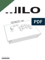 Milo Assembly Instruction v1.00