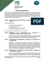 Lineamientos de Los Avances Pia III 2017