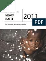 Proyecto Hogar de Niños en Haíti
