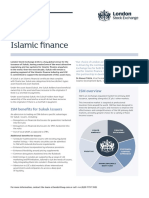 Islamic Finance Fact Sheet
