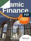 Islamic Finance 2016