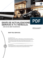 BMW ConDrive HowTo Guide TeleServices ES
