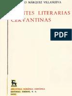 Fuentes Literarias Cervantinas__Francisco Martínez Villanueva. Ed. GREDOS.pdf