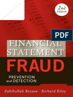 Financial Statement Fraud - Prevention and Detection, Second Edition Oct 2009