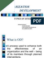 Organization Development Presentation