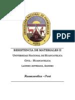 PROBLEMAS RESUELTOS DE RESISTENCIA DE MATERIALES II - METODO DE VIGA COJUGADA.pdf