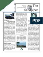 September-October 2006 Sandpiper Newsletter Grays Harbor Audubon Society