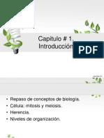 Organización en la ecología