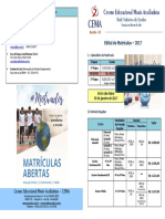 Edital de Matrículas 2017 Livro (2)