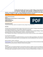 Course Descriptions Biology BS UF