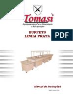 Tomasi - Buffet Térmico