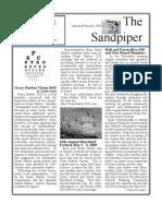 Jan-Feb 2008 Sandpiper Newsletter Grays Harbor Audubon Society