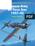 Osprey Aircraft of the aces 013 13 Japanese Air Force Aces 37-45