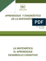 Apren. y Dx de La Matemática 01.2017