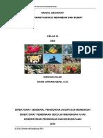 Arum Afriani Dewi Geografi Fauna E-Modul II Revisi