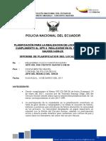 Informe 2 Planificacion Local