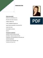 Curriculum Vitae ISA