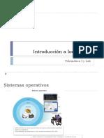 Telematica I - Anexo 1 - Switch