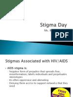 stigma day
