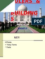 Rulers & Buildings(Group D)