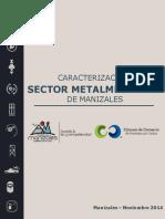 Caracterizacion Sector Metalmecanico de Manizales