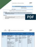 Planeación Didáctica Prevención Del Delito Unidad 2
