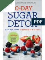 10 Day Sugar Detox