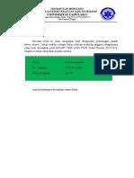 Surat Evaluasi 06