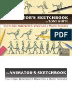White T. - The Animator's Sketchbook - 2016
