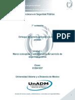 Unidad 1. Marco Conceptual y Administrativo