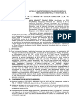 Apelacion de Crjm. Fonavi 1 Presentado Diciembre 2017