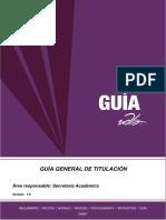 Guia General de Titulacion 2018 01 Formato