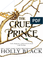 The Cruel Prince by Holly Black Extract