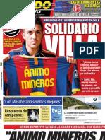 Mundo deportivo 05-09-2010