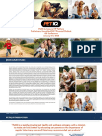 PETQ petiq  ICR Conference Final Presentation 2018