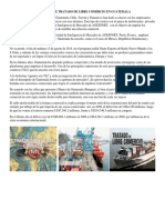 Beneficios de Tratado de Libre Comercio en Guatemala