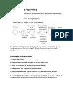 ALGORITMOS (preparatorio para programar)