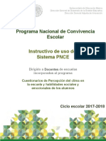 Manual PNCE