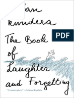 Book of Laughter and Forgetting, The - Milan Kundera & Aaron Asher