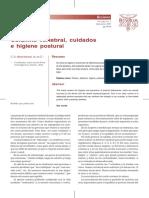 Columna Vertebral Cuidados e Higiene Postural Parte3