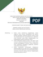 Peraturan Menteri ATR BPN No 16 Th 2017