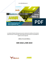 Informacion Curso Amir Perú