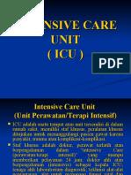 ICU Unit Perawatan Intensif