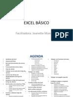 Lomas Basic o Excel