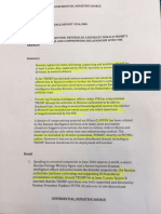 The Steele Dossier